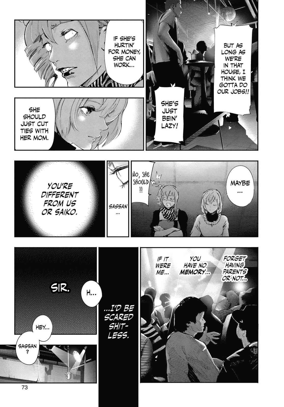 Tokyo Ghoul:re Chapter 13 Page 11