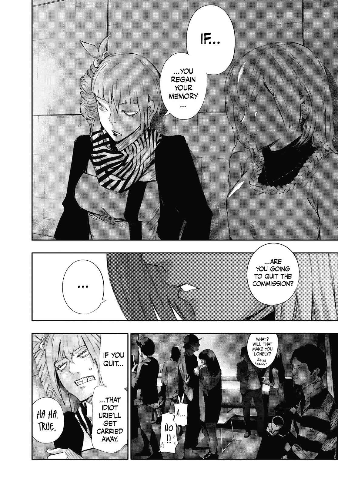 Tokyo Ghoul:re Chapter 13 Page 12