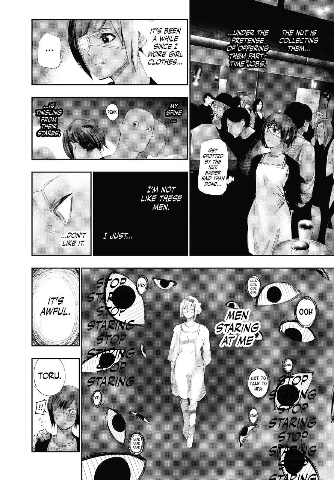 Tokyo Ghoul:re Chapter 13 Page 4