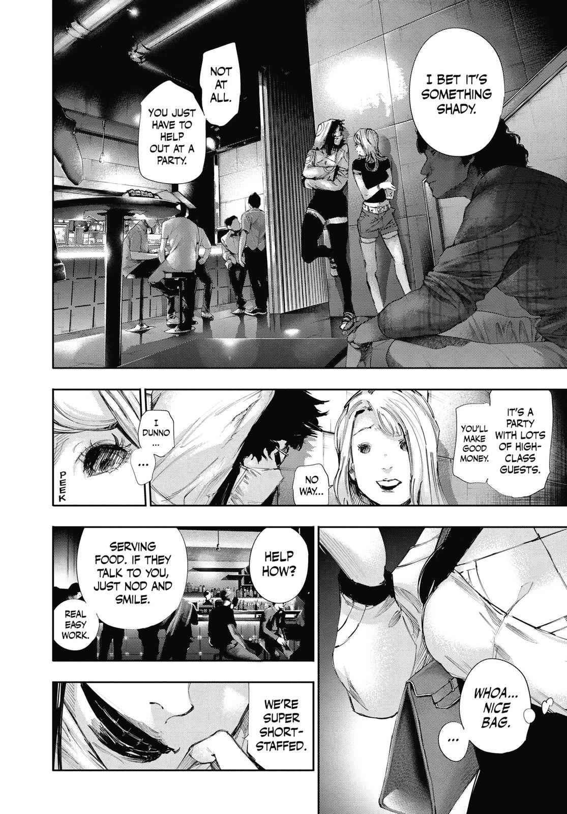 Tokyo Ghoul:re Chapter 13 Page 6