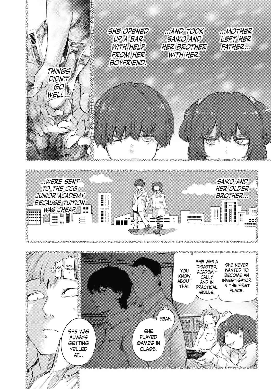 Tokyo Ghoul:re Chapter 13 Page 8