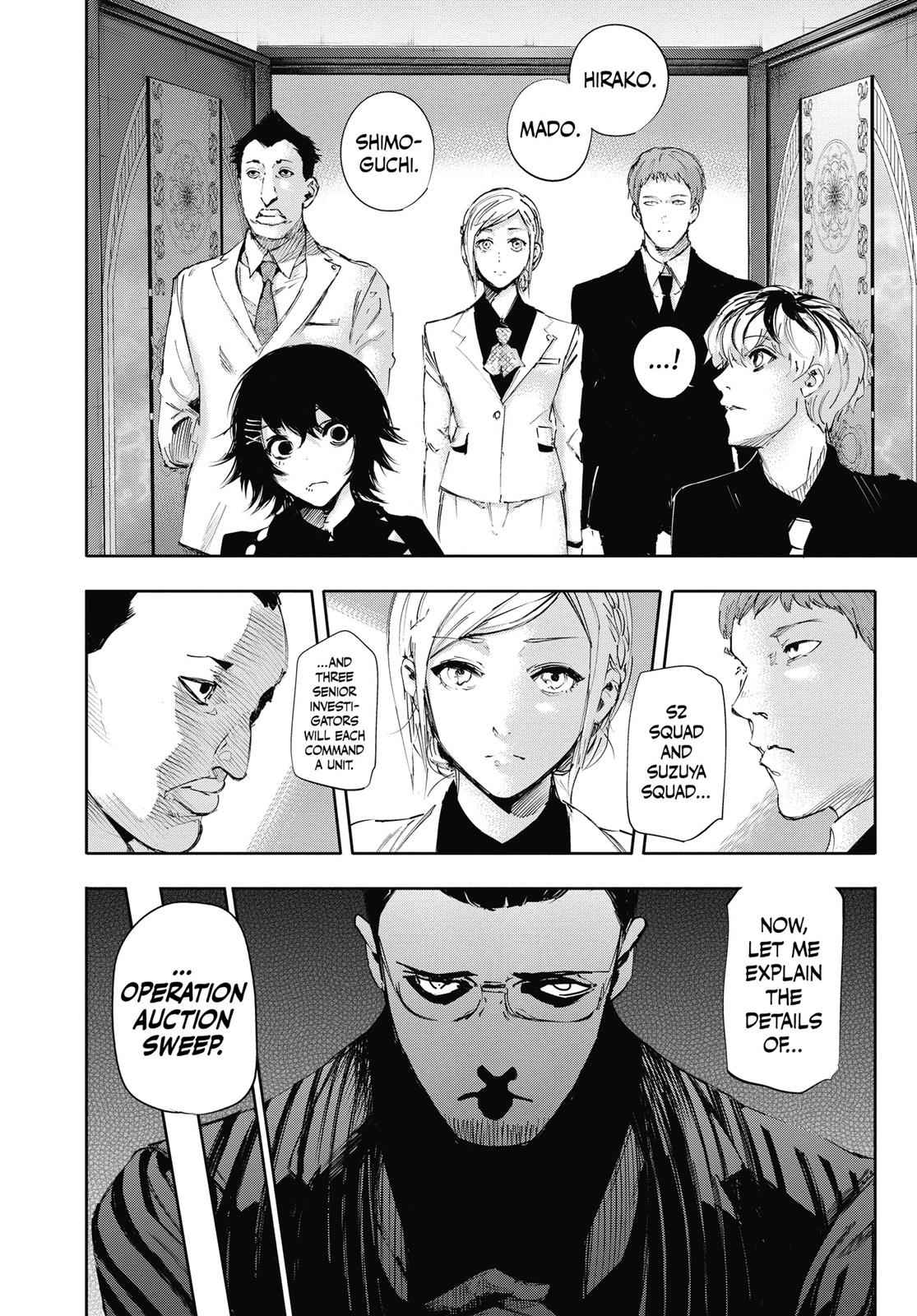 Tokyo Ghoul:re Chapter 14 Page 10