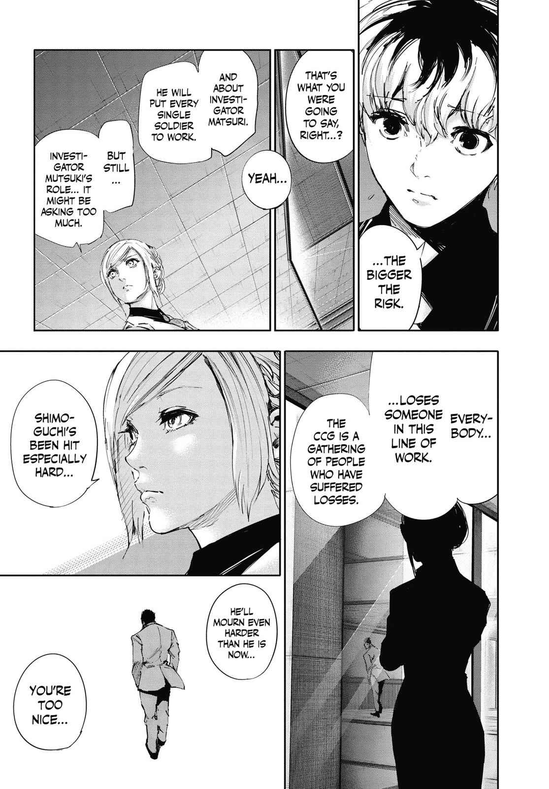 Tokyo Ghoul:re Chapter 14 Page 13