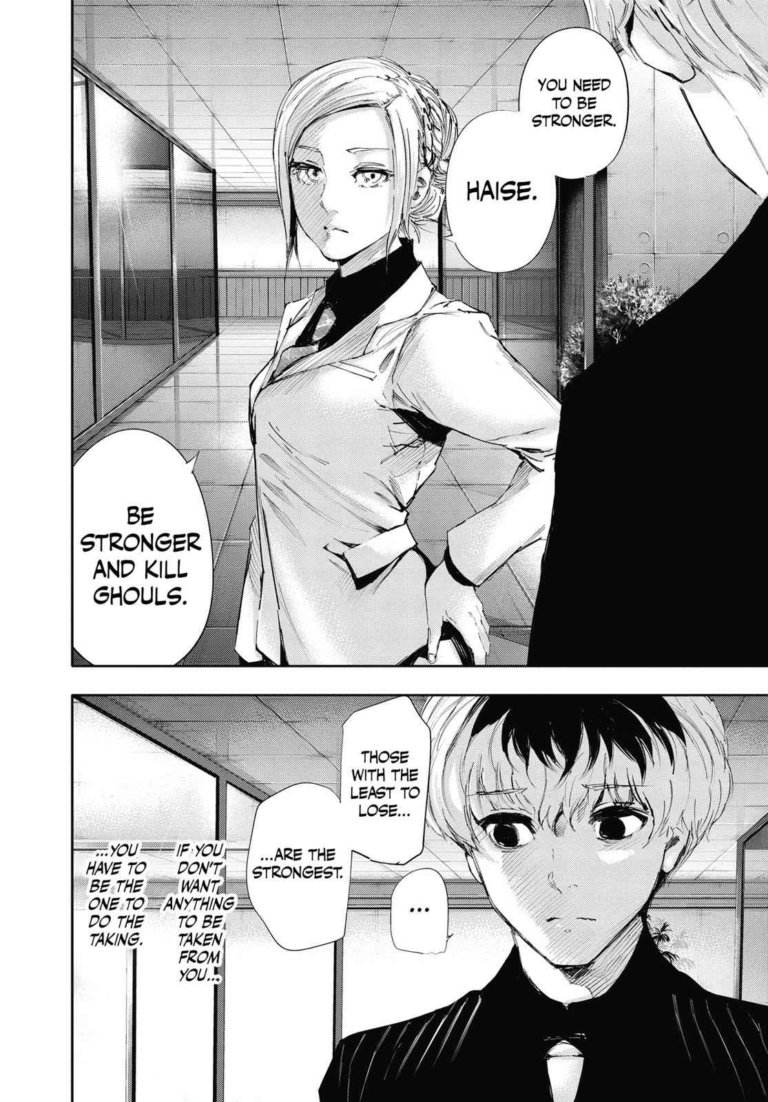 Tokyo Ghoul:re Chapter 14 Page 14