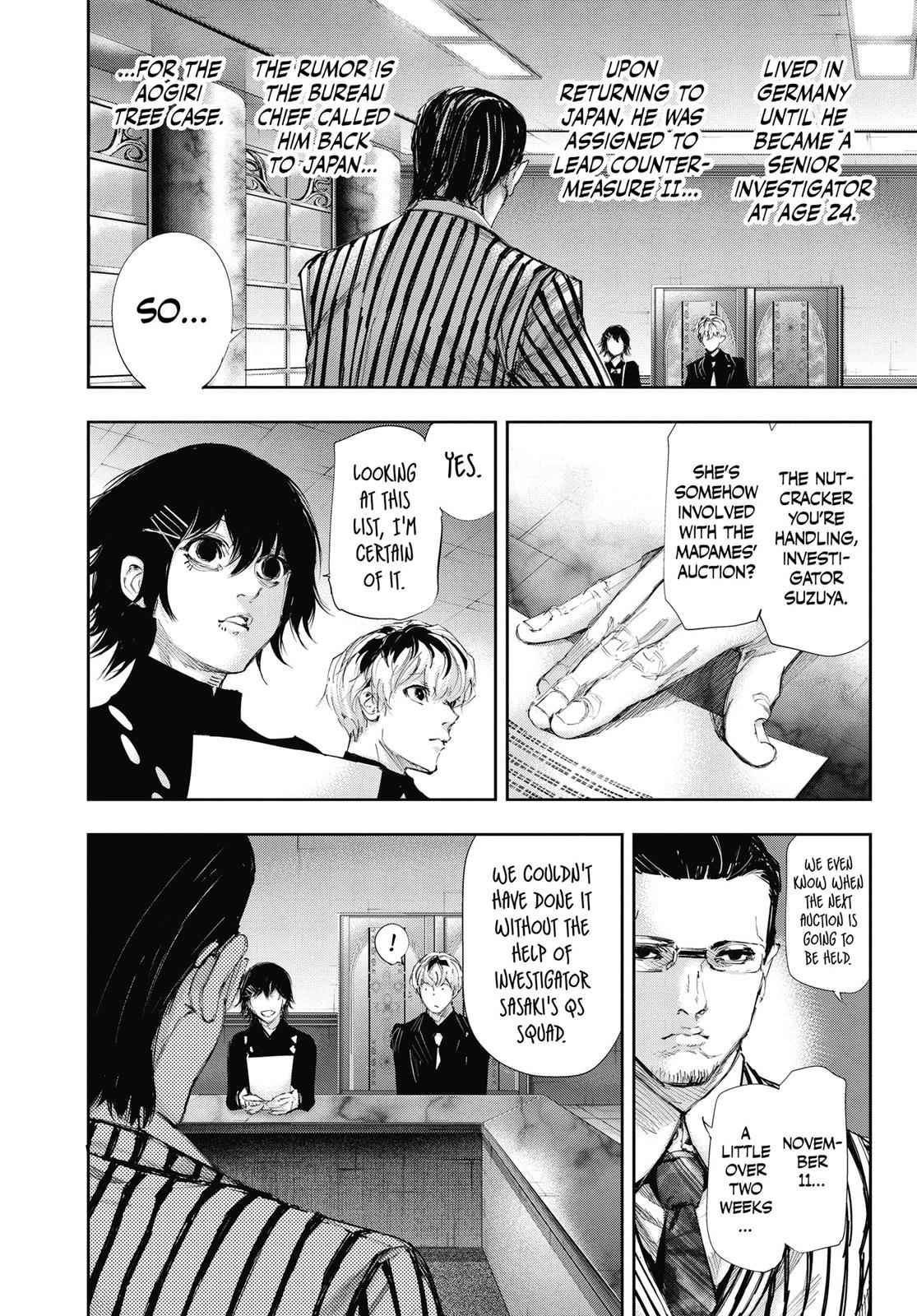 Tokyo Ghoul:re Chapter 14 Page 2