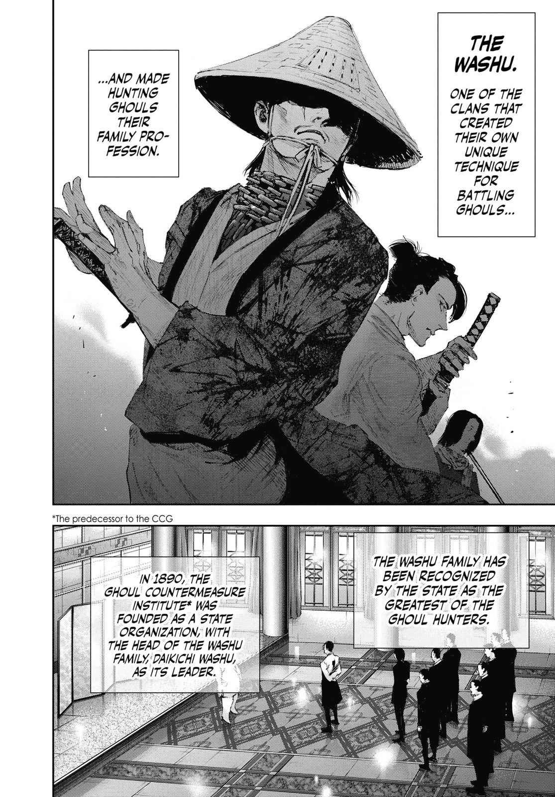 Tokyo Ghoul:re Chapter 14 Page 4