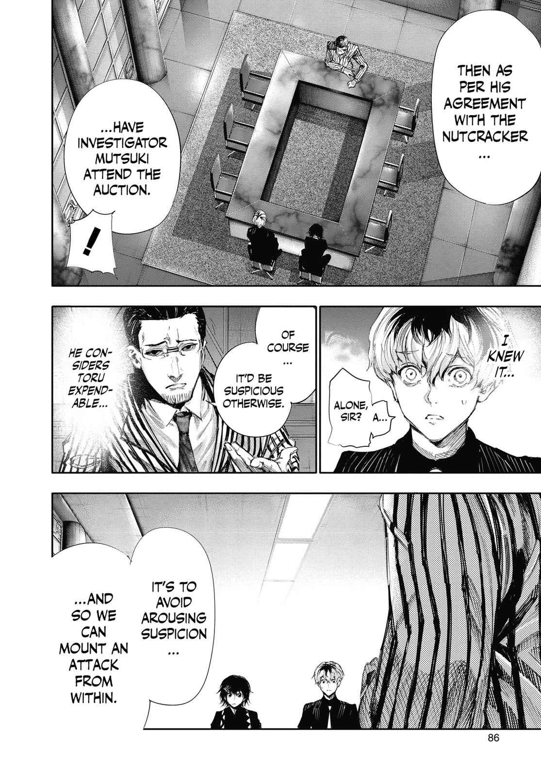 Tokyo Ghoul:re Chapter 14 Page 6