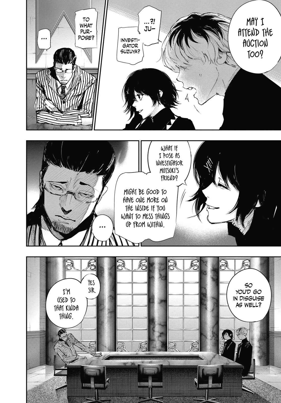 Tokyo Ghoul:re Chapter 14 Page 8