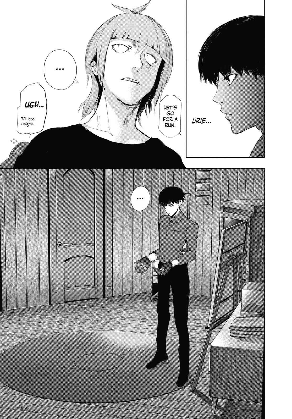 Tokyo Ghoul:re Chapter 15 Page 11