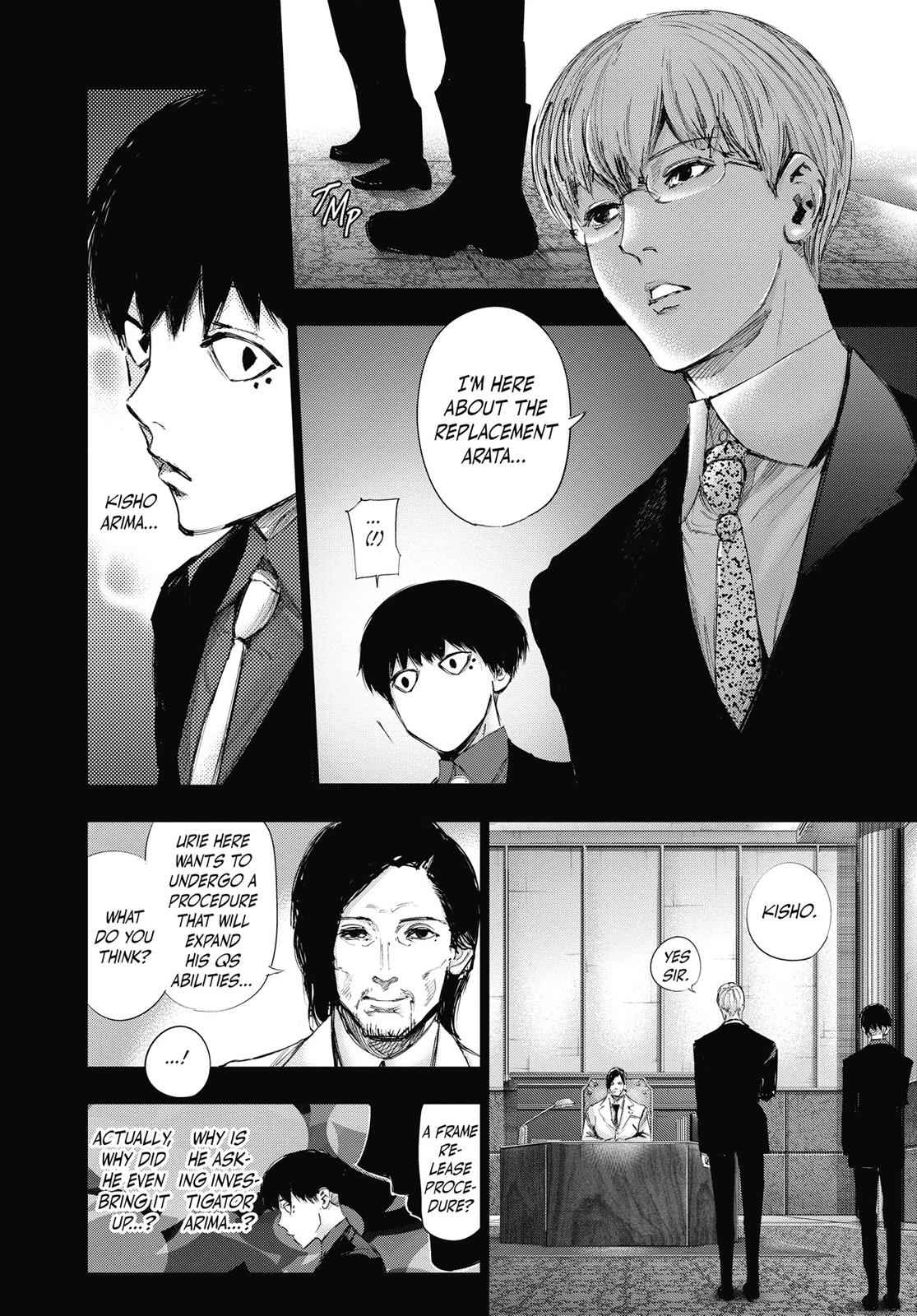 Tokyo Ghoul:re Chapter 15 Page 14