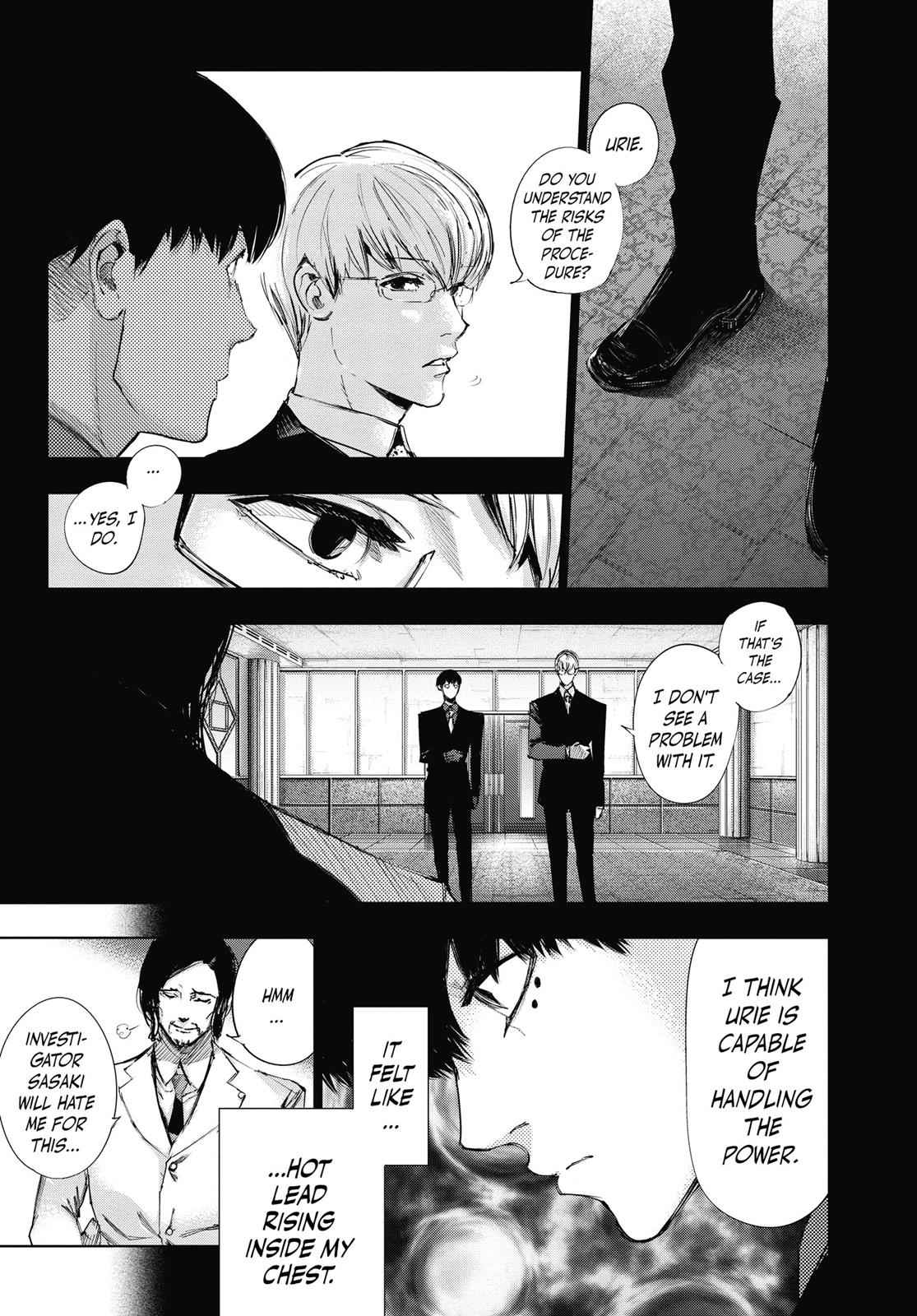 Tokyo Ghoul:re Chapter 15 Page 15