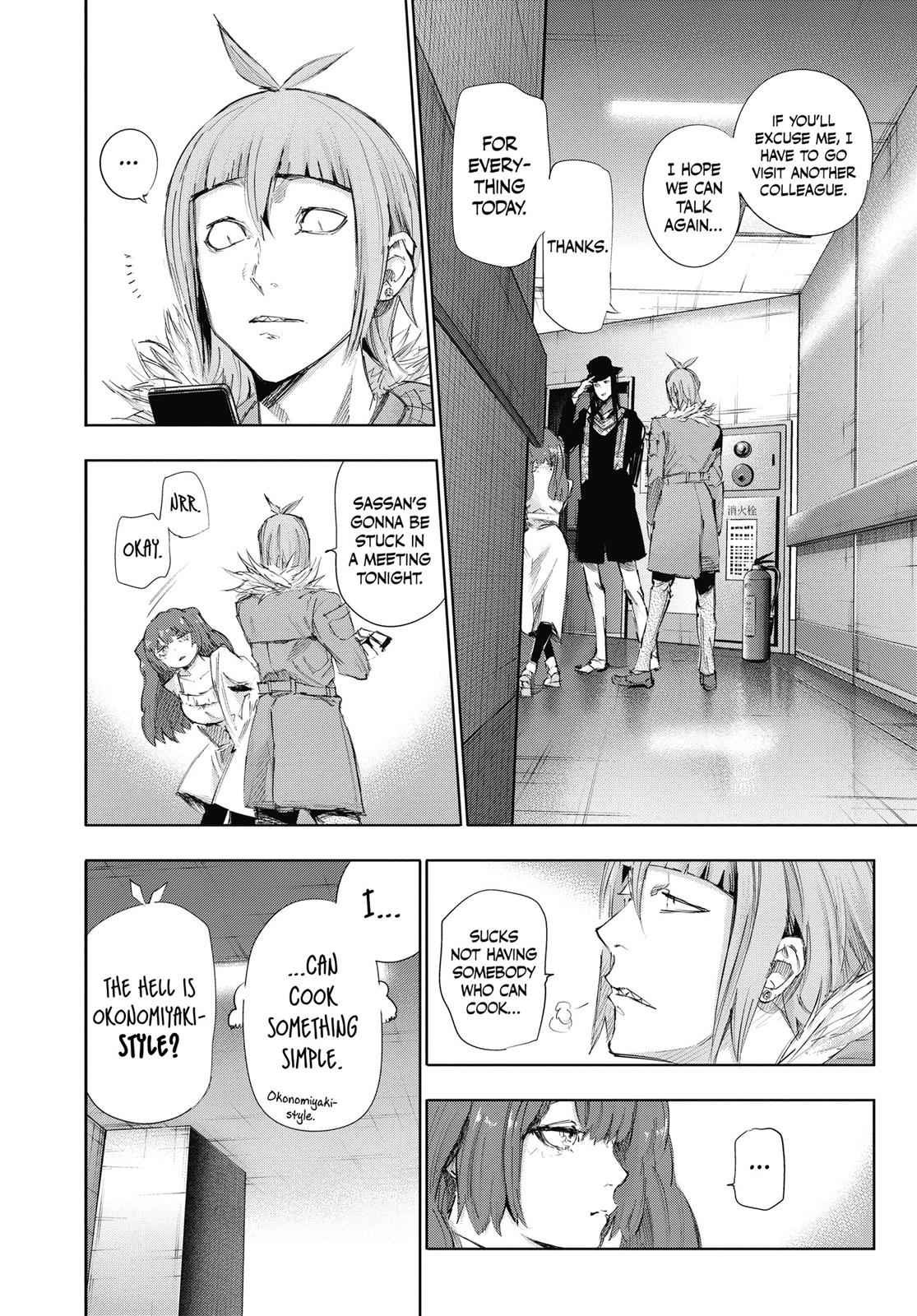 Tokyo Ghoul:re Chapter 16 Page 14