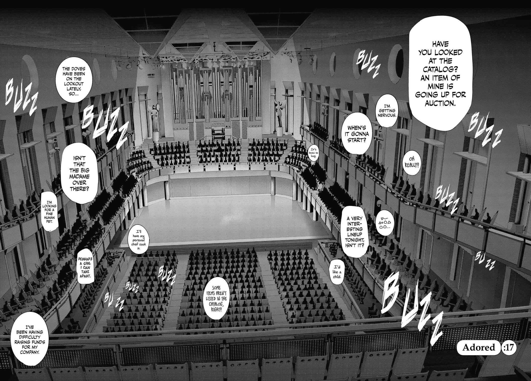 Tokyo Ghoul:re Chapter 17 Page 2
