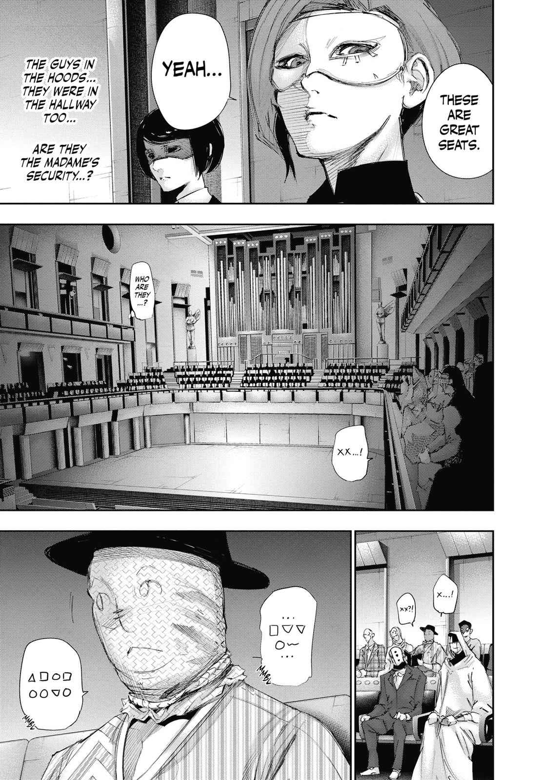 Tokyo Ghoul:re Chapter 17 Page 4