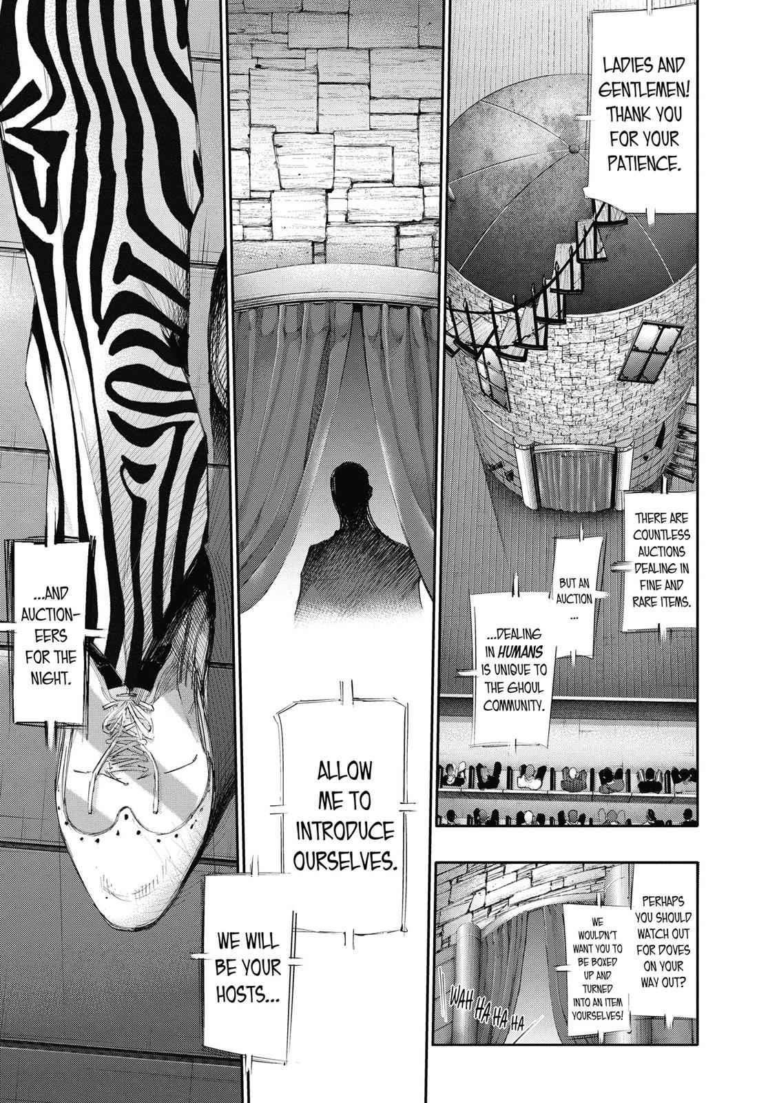 Tokyo Ghoul:re Chapter 17 Page 8