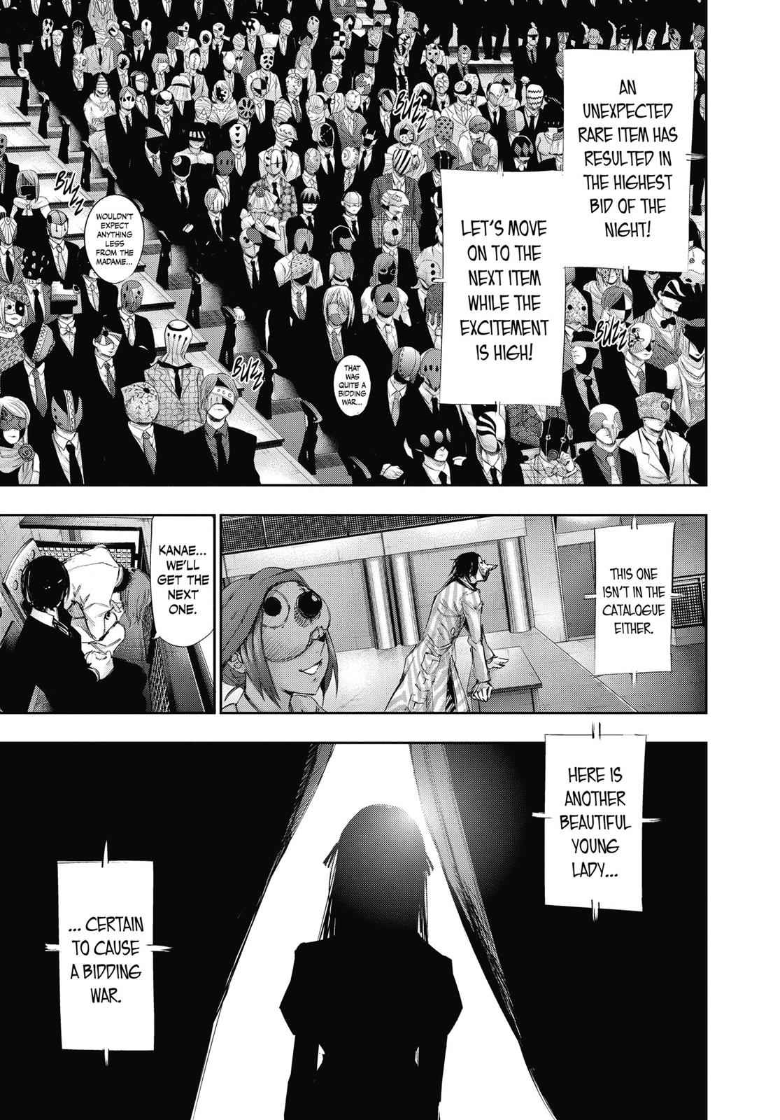 Tokyo Ghoul:re Chapter 18 Page 11