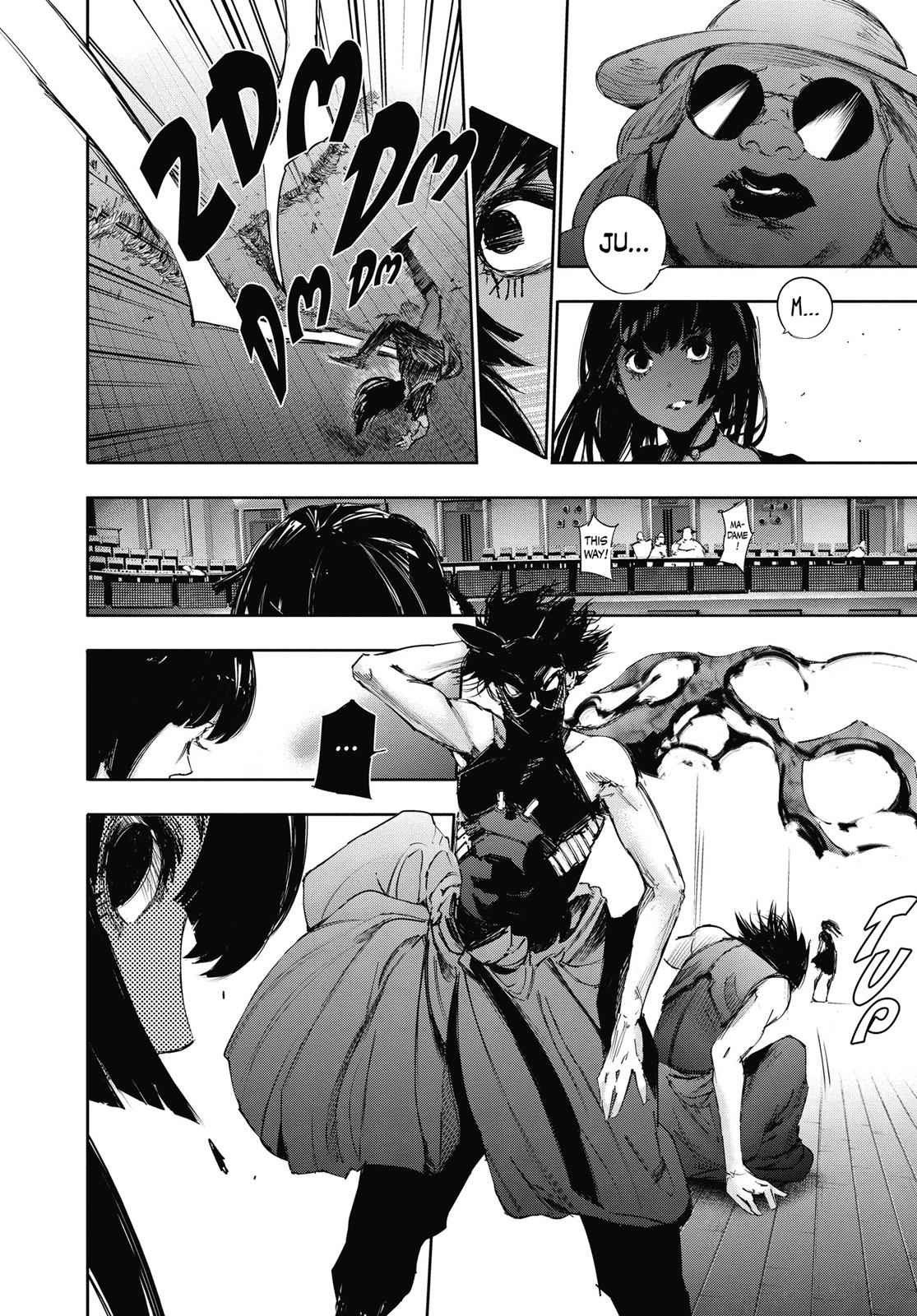 Tokyo Ghoul:re Chapter 19 Page 6