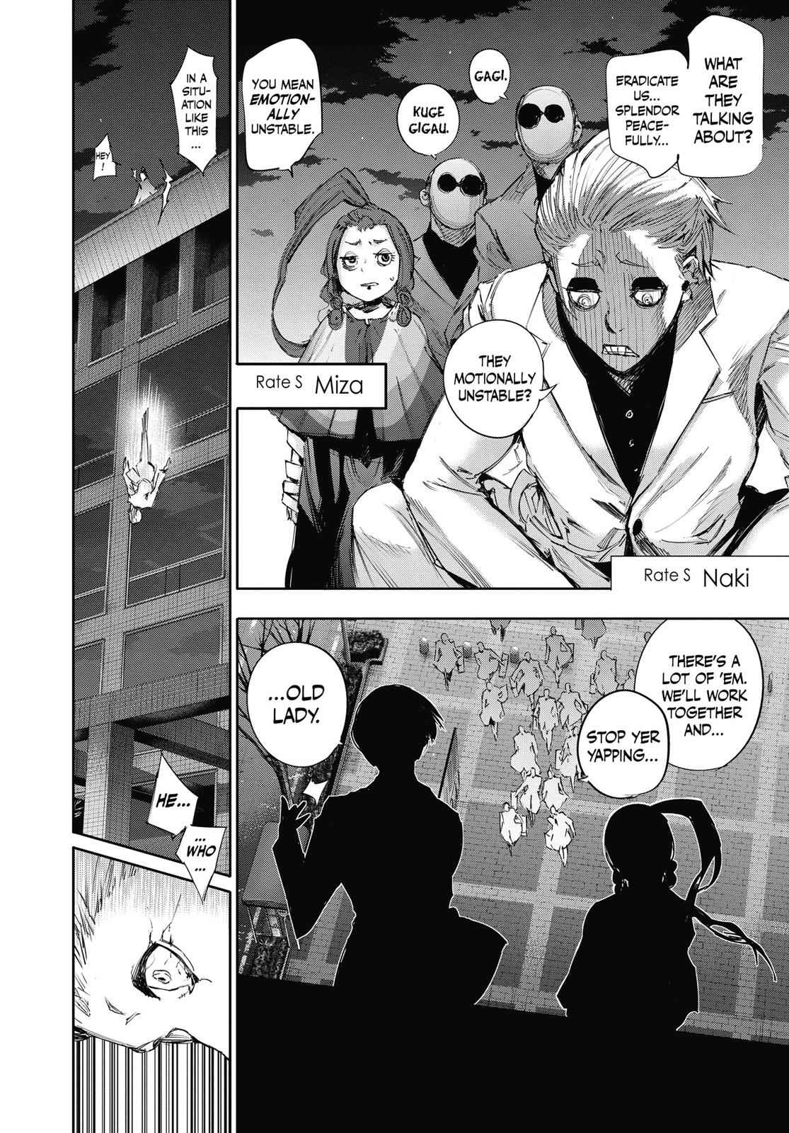 Tokyo Ghoul:re Chapter 19 Page 8
