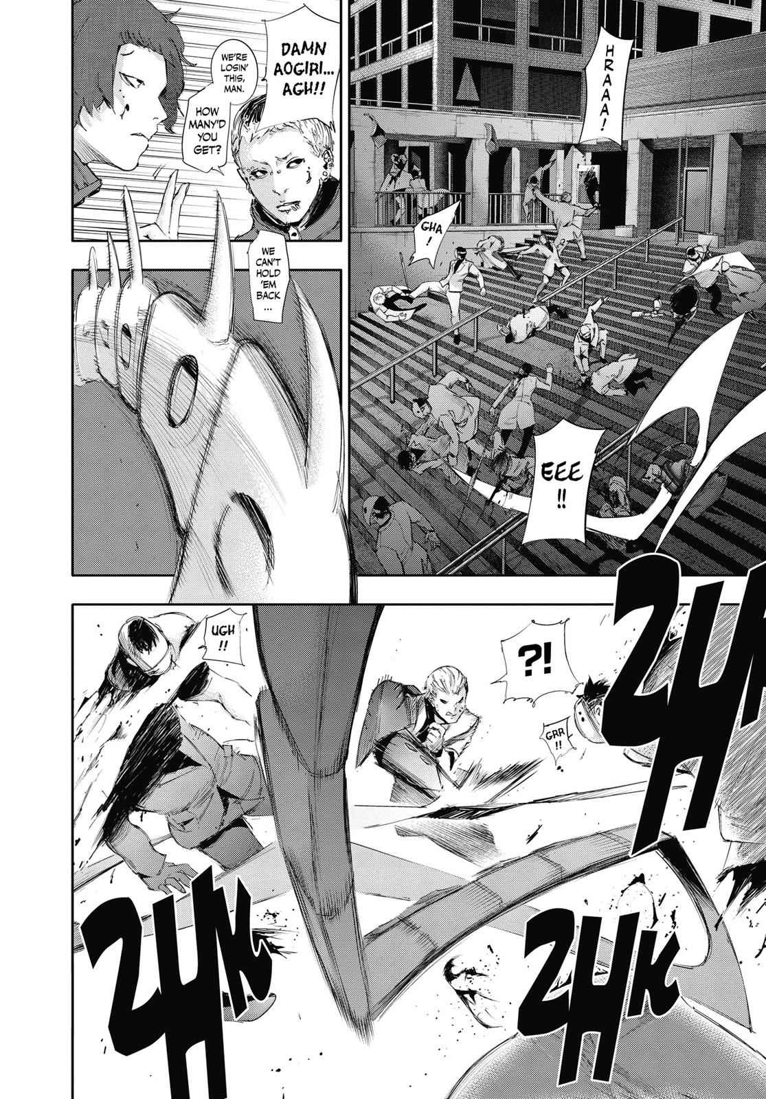 Tokyo Ghoul:re Chapter 20 Page 10