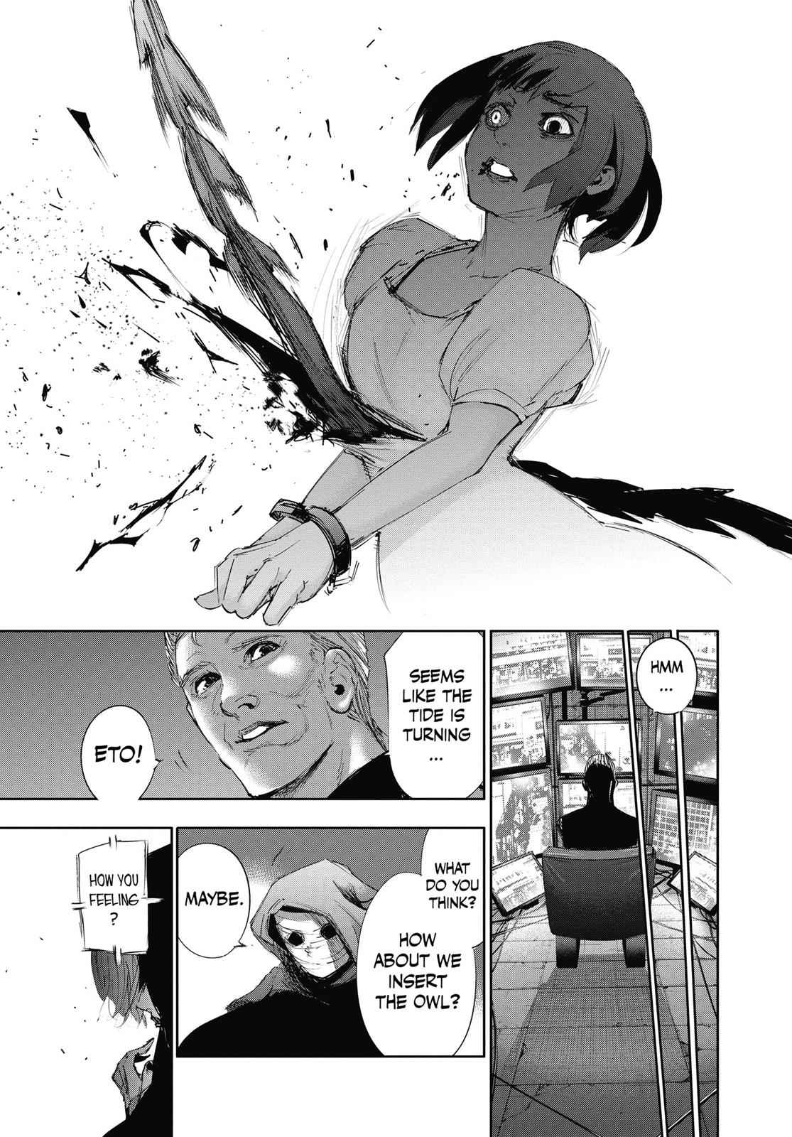 Tokyo Ghoul:re Chapter 20 Page 17