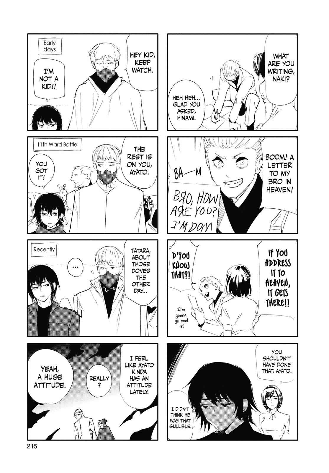 Tokyo Ghoul:re Chapter 20 Page 21