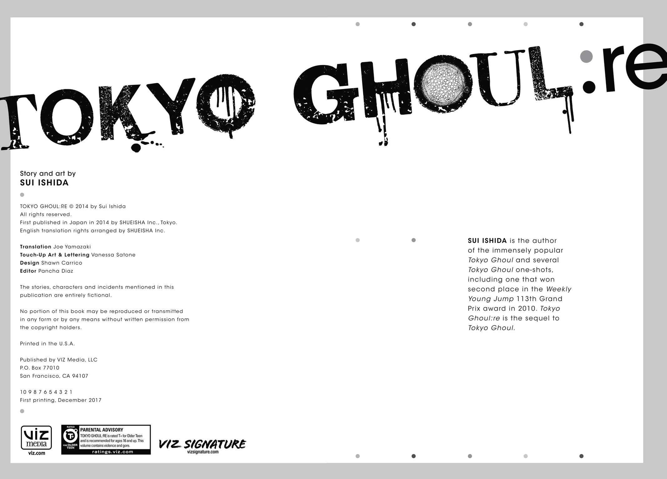 Tokyo Ghoul:re Chapter 20 Page 27