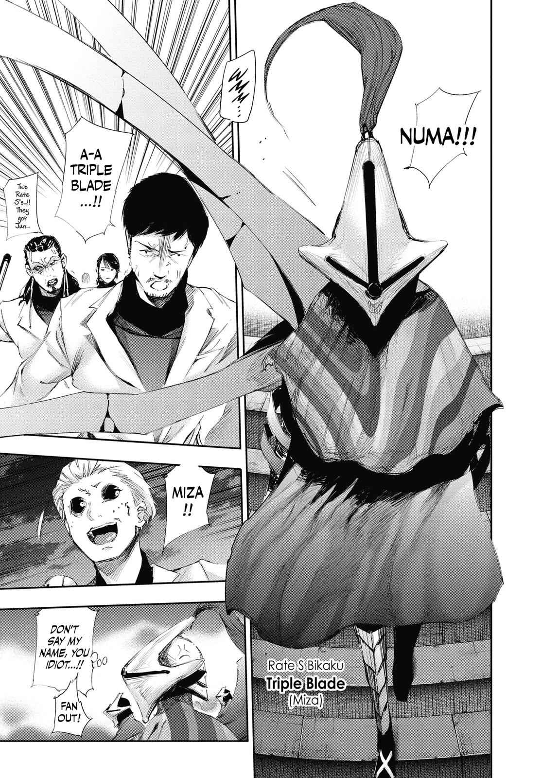 Tokyo Ghoul:re Chapter 20 Page 9
