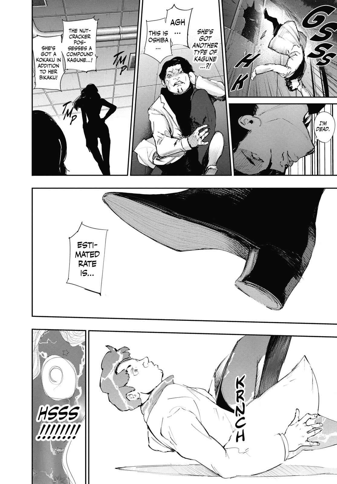 Tokyo Ghoul:re Chapter 23 Page 10
