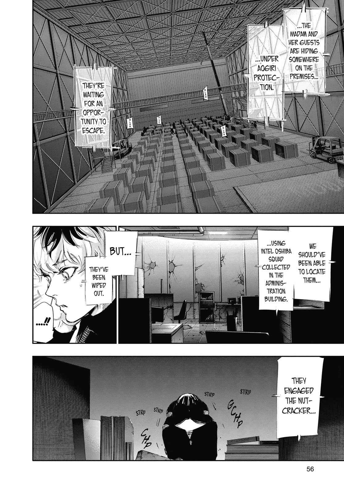 Tokyo Ghoul:re Chapter 23 Page 14