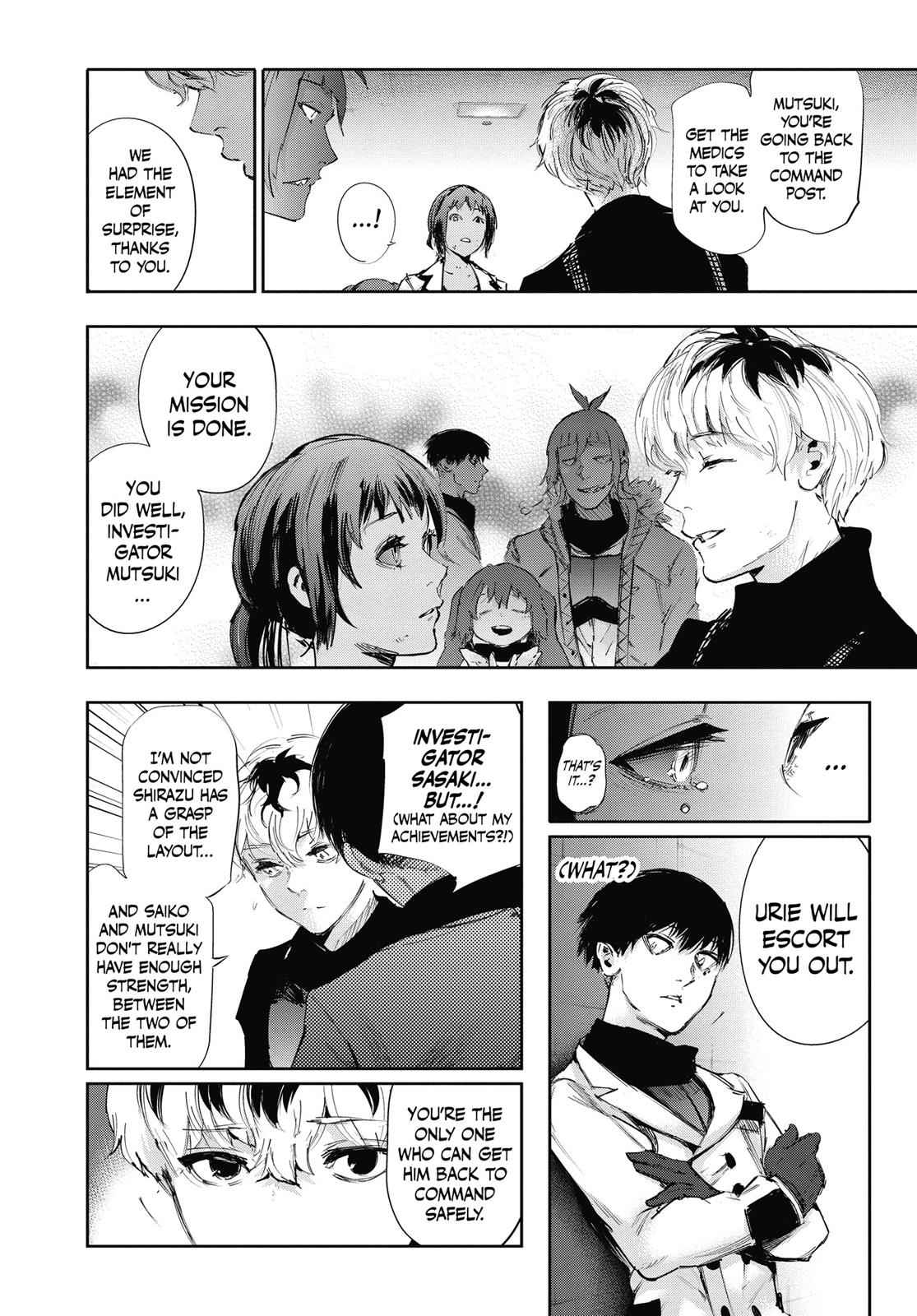 Tokyo Ghoul:re Chapter 23 Page 16