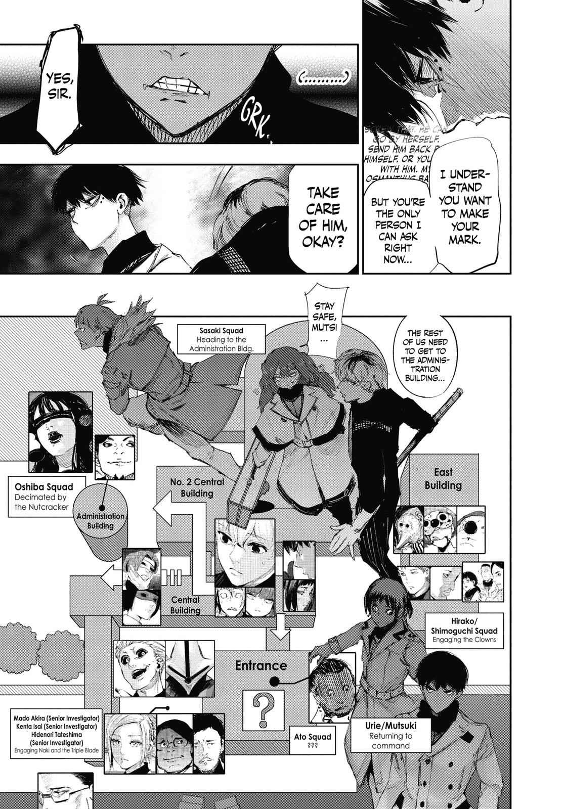 Tokyo Ghoul:re Chapter 23 Page 17