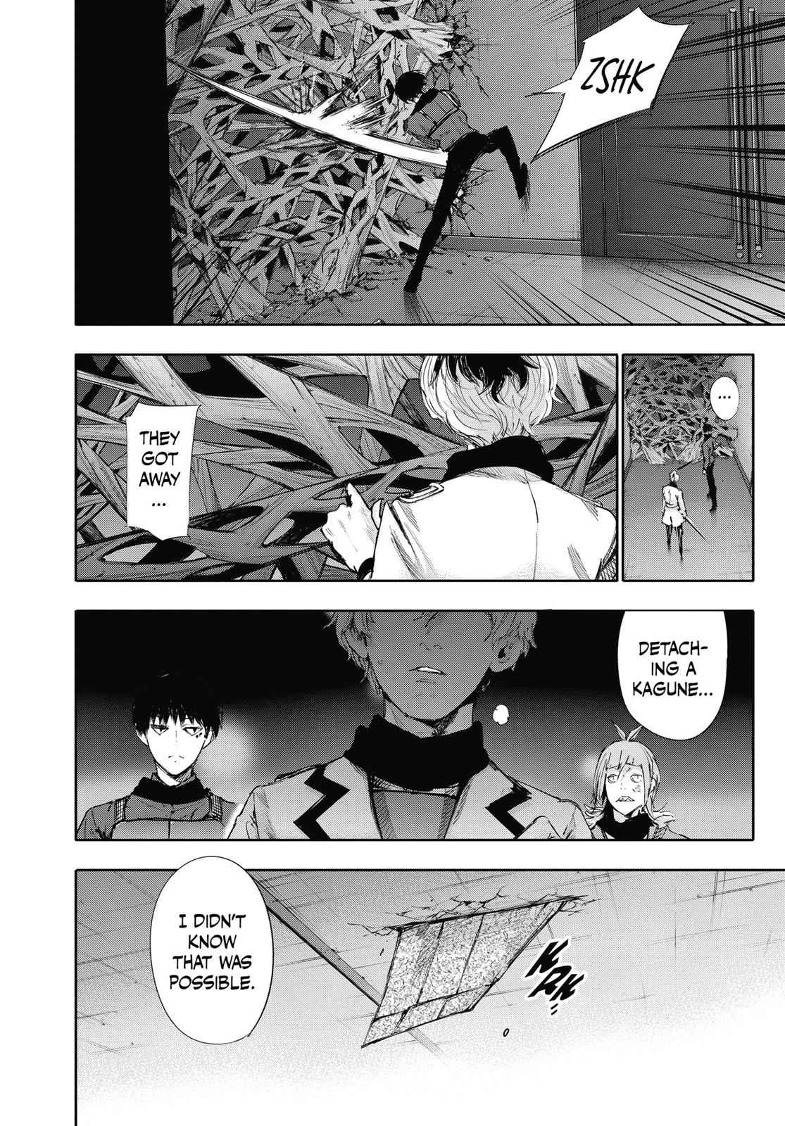 Tokyo Ghoul:re Chapter 23 Page 8