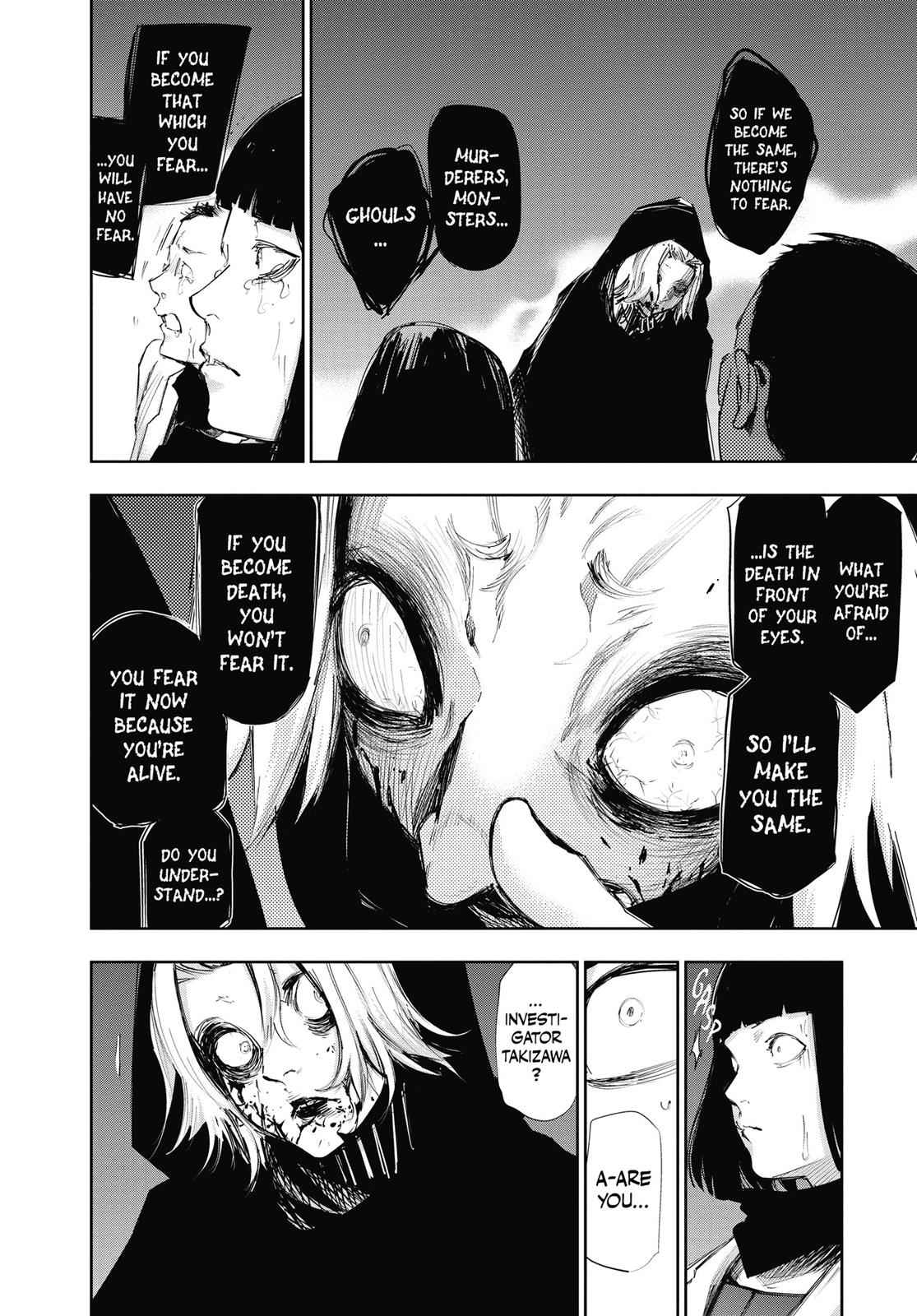 Tokyo Ghoul:re Chapter 24 Page 12