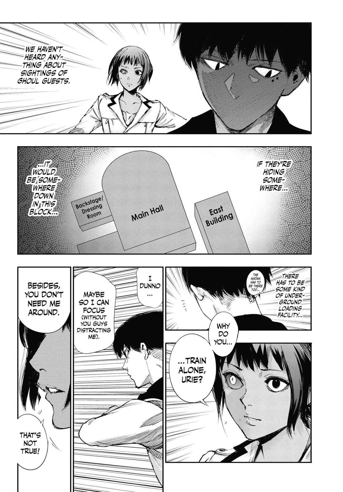 Tokyo Ghoul:re Chapter 24 Page 3