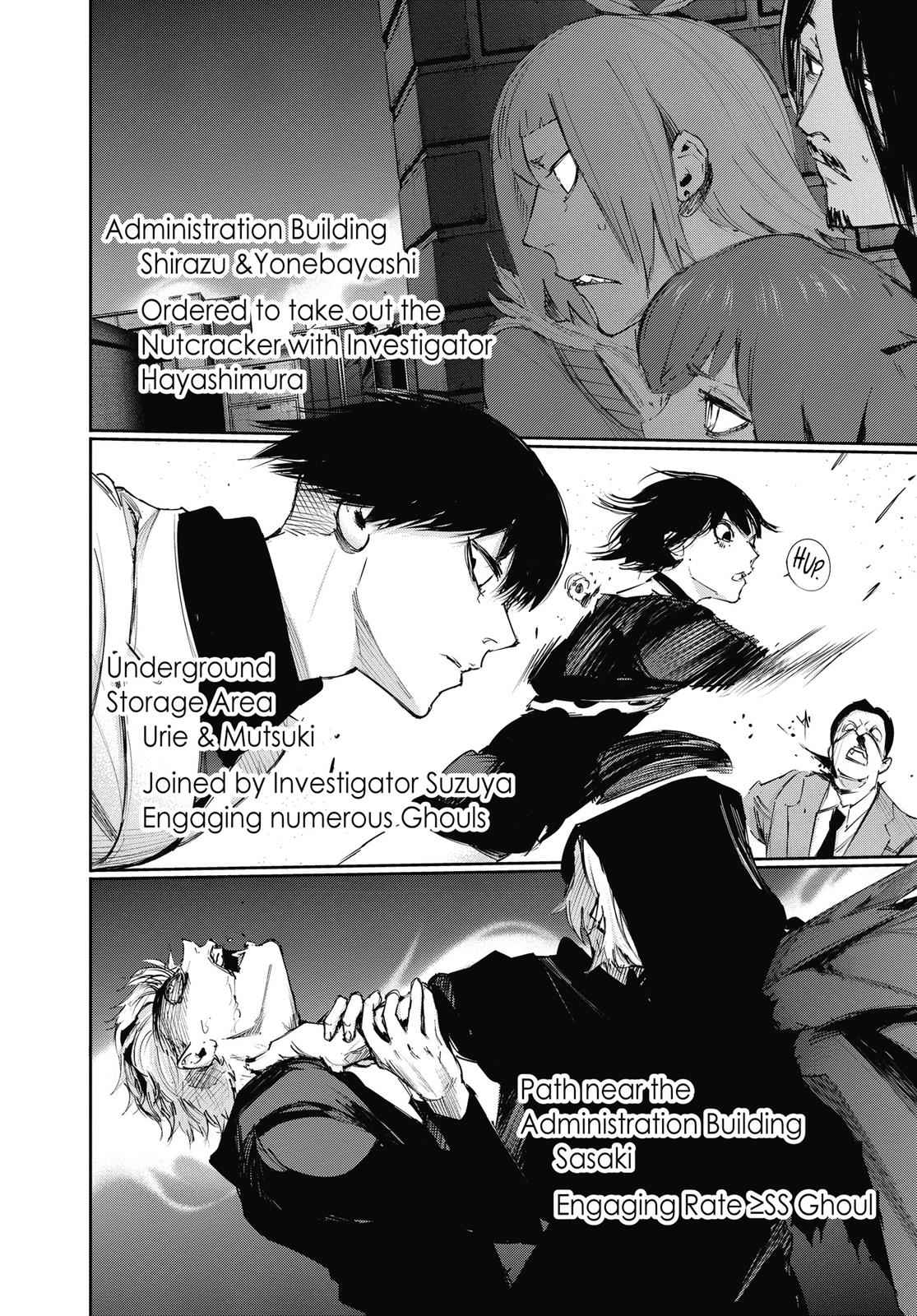 Tokyo Ghoul:re Chapter 25 Page 17