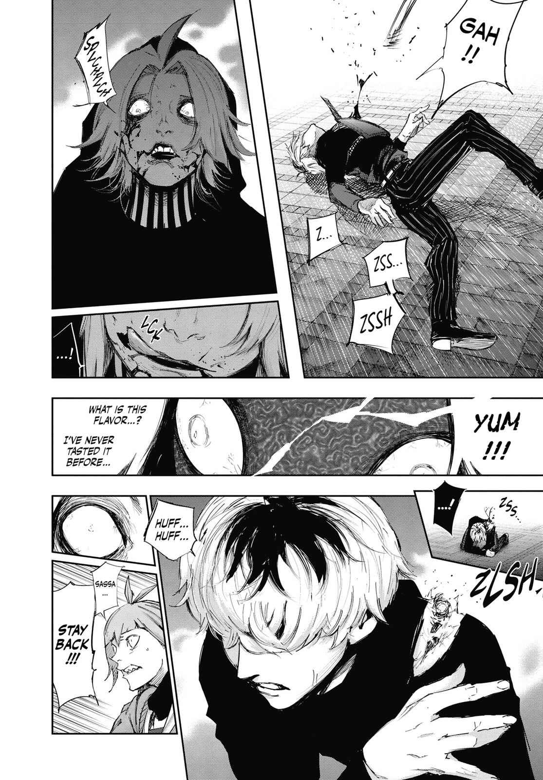 Tokyo Ghoul:re Chapter 25 Page 3