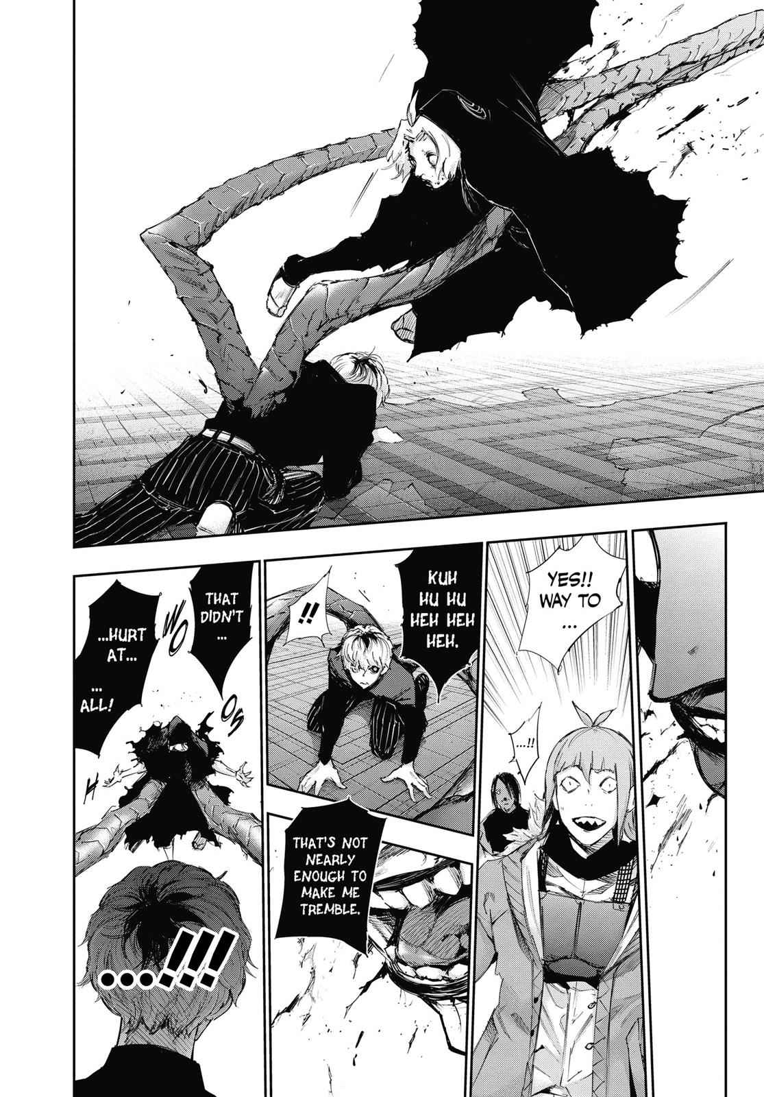 Tokyo Ghoul:re Chapter 25 Page 5