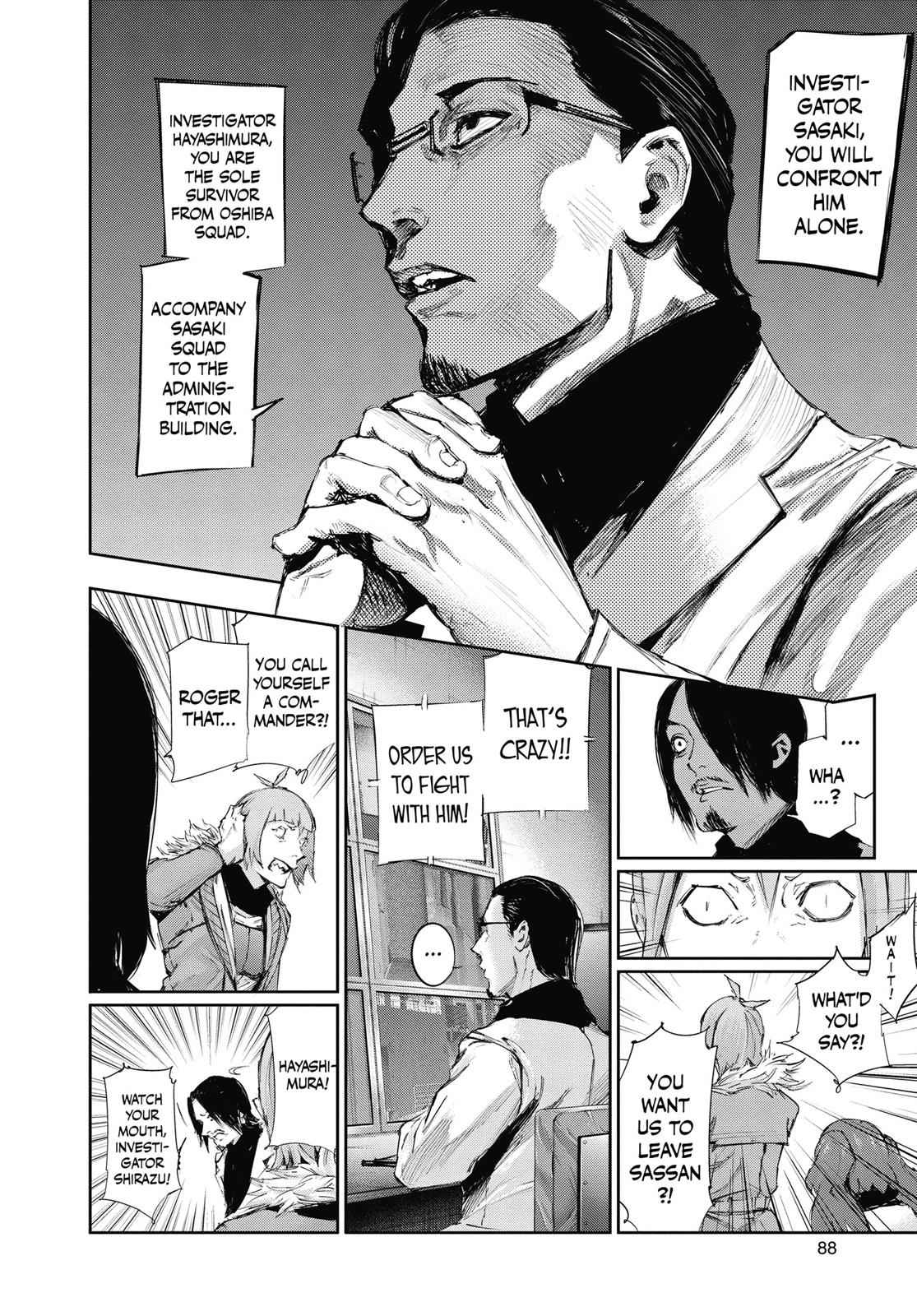 Tokyo Ghoul:re Chapter 25 Page 9