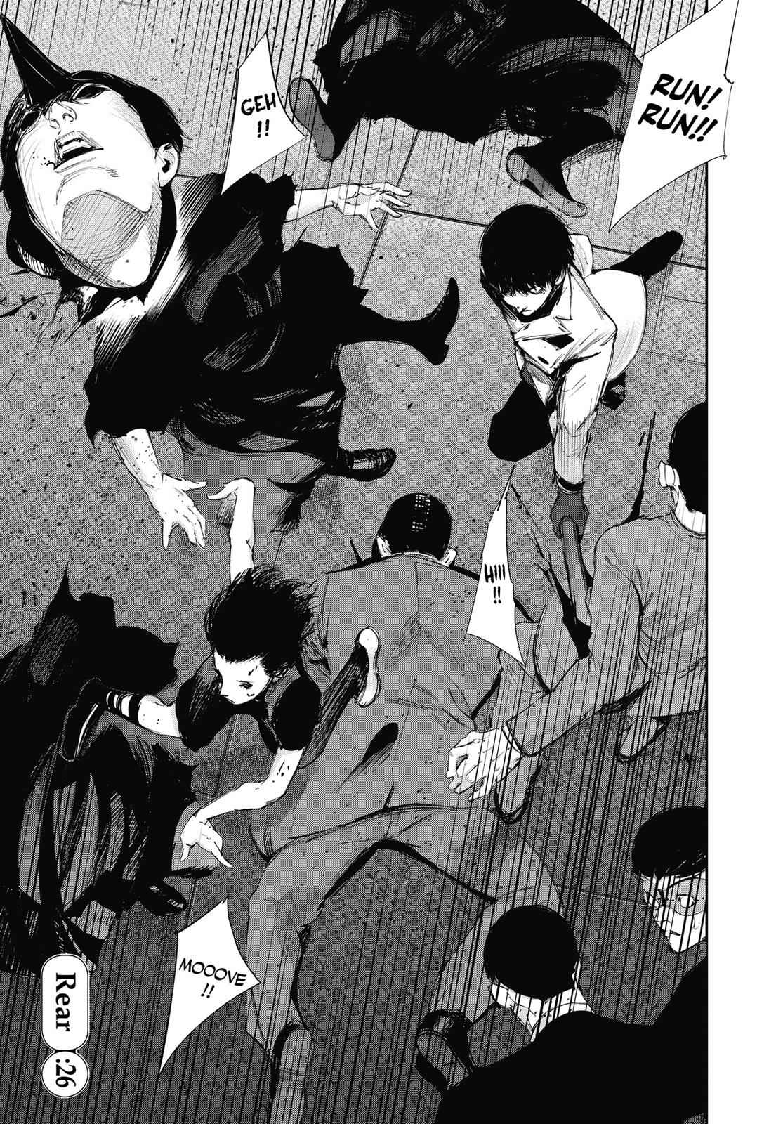 Tokyo Ghoul:re Chapter 26 Page 1