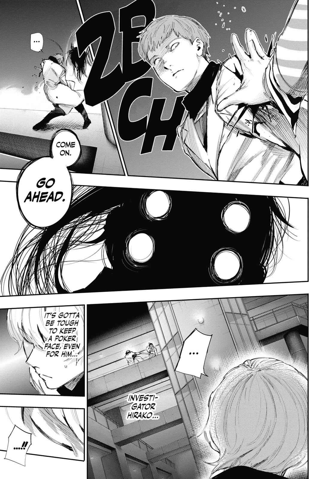 Tokyo Ghoul:re Chapter 26 Page 7