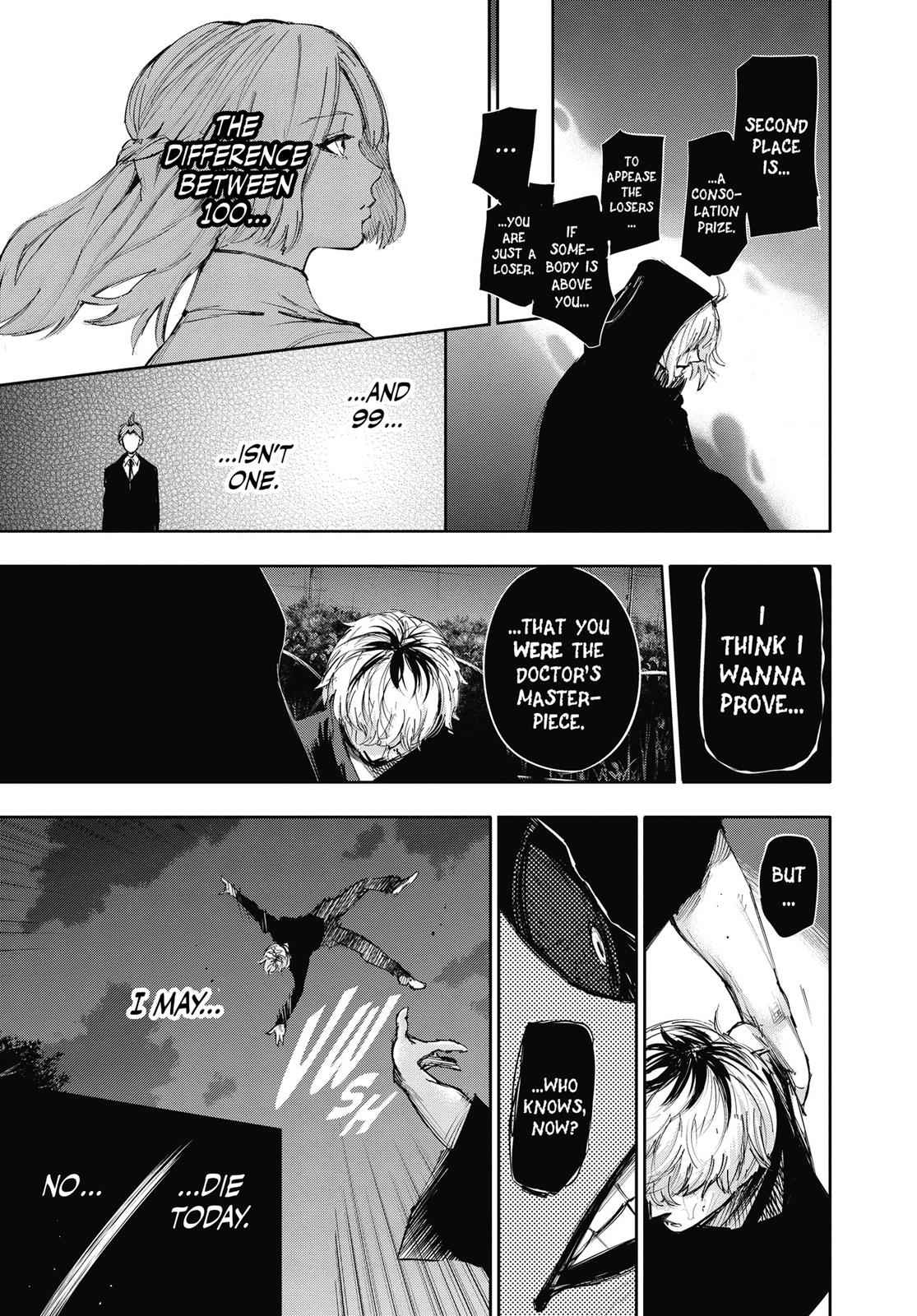 Tokyo Ghoul:re Chapter 27 Page 17