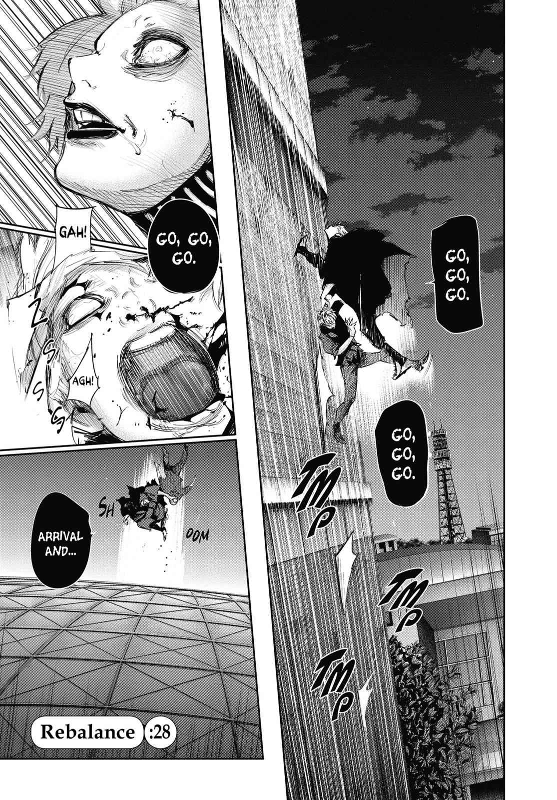 Tokyo Ghoul:re Chapter 28 Page 1