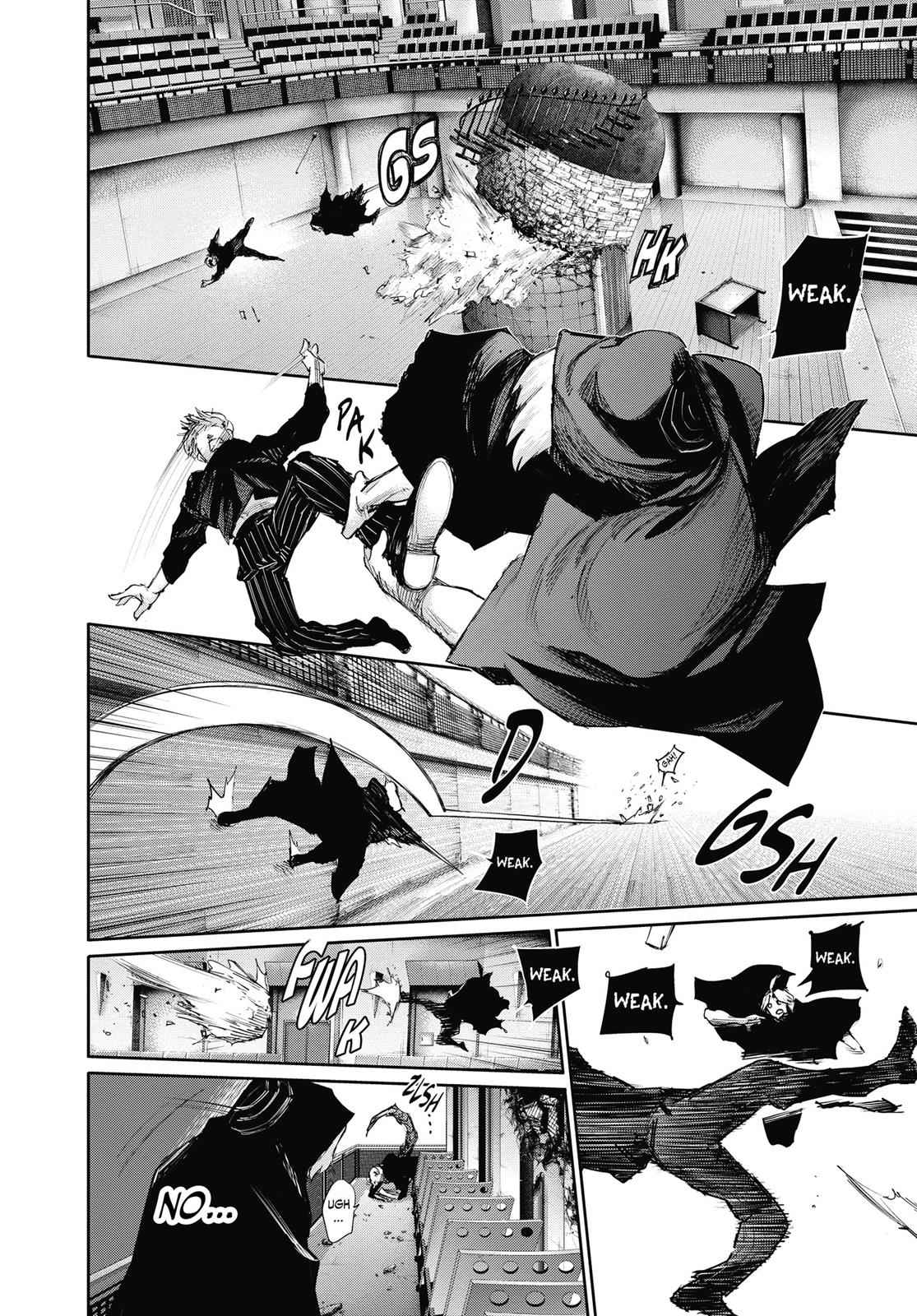 Tokyo Ghoul:re Chapter 28 Page 10