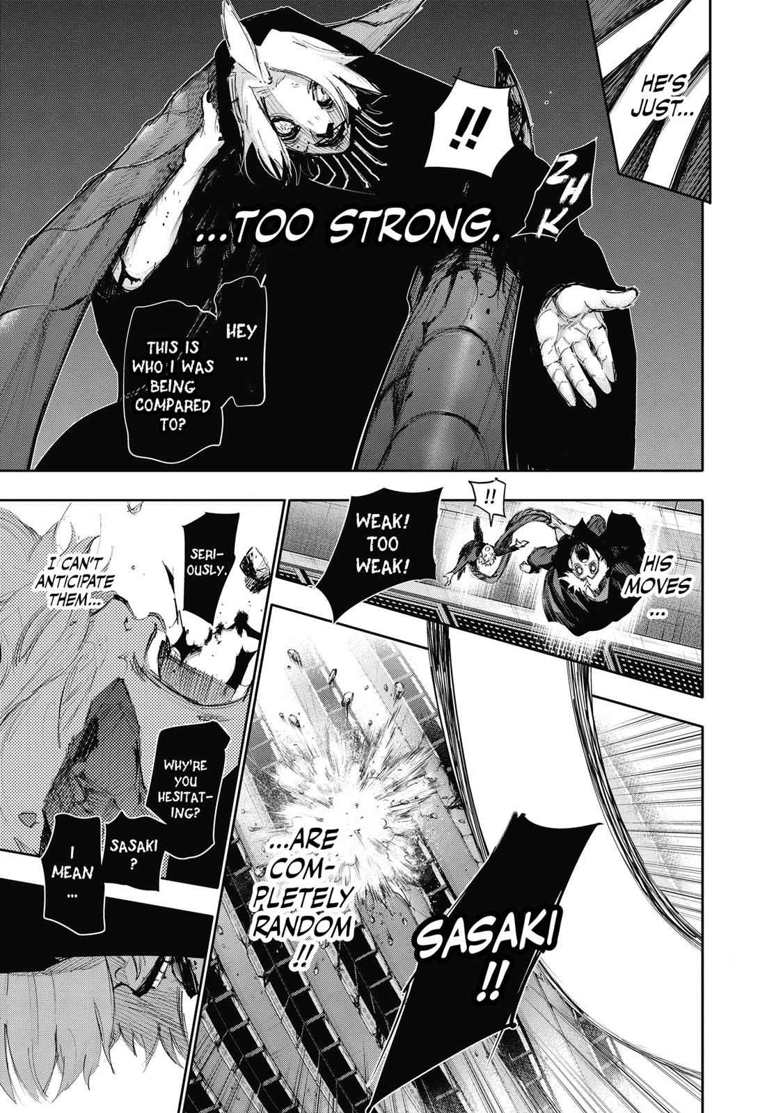 Tokyo Ghoul:re Chapter 28 Page 11