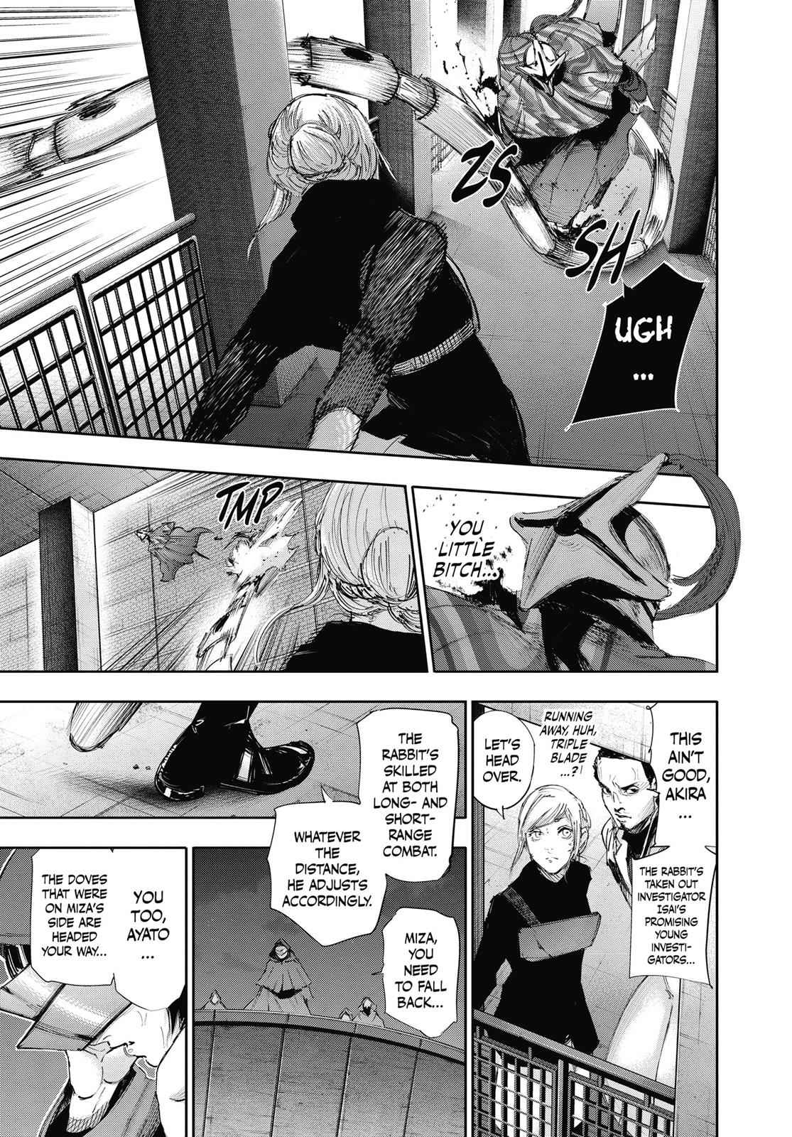 Tokyo Ghoul:re Chapter 28 Page 15