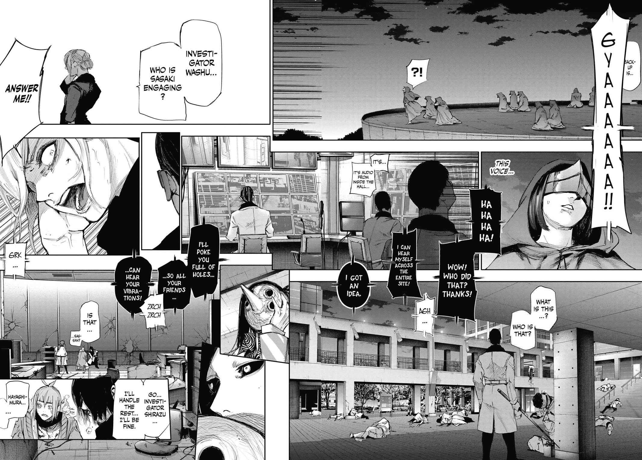Tokyo Ghoul:re Chapter 28 Page 16