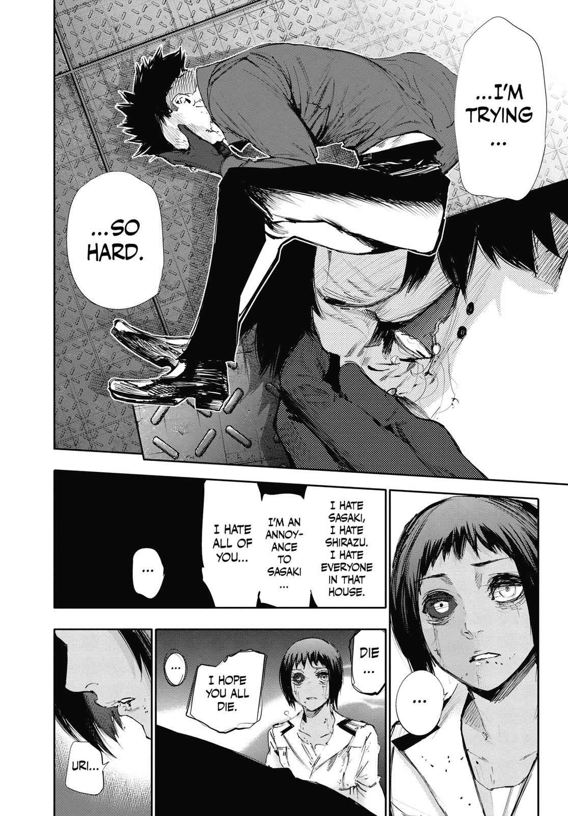 Tokyo Ghoul:re Chapter 29 Page 10
