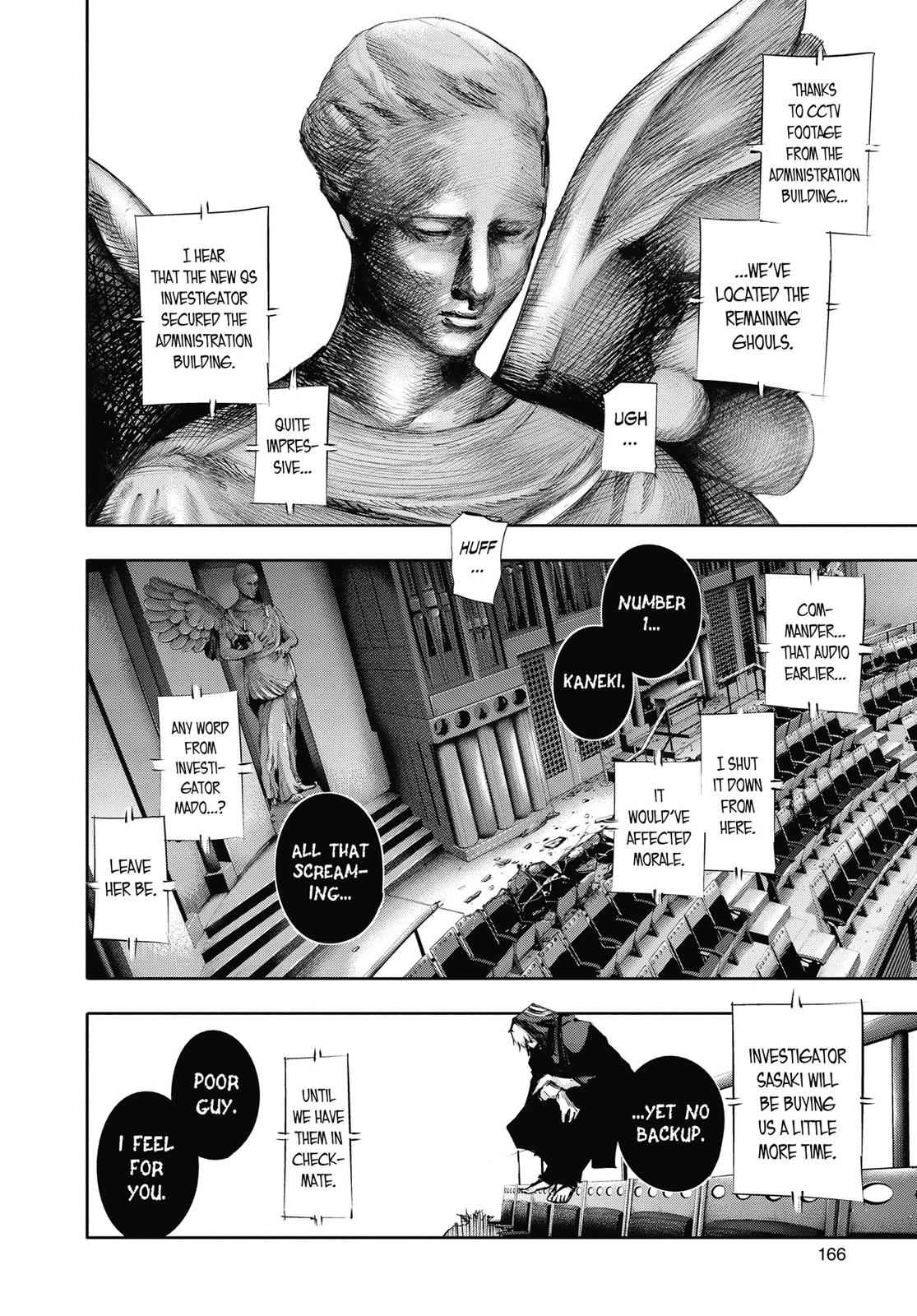 Tokyo Ghoul:re Chapter 29 Page 15