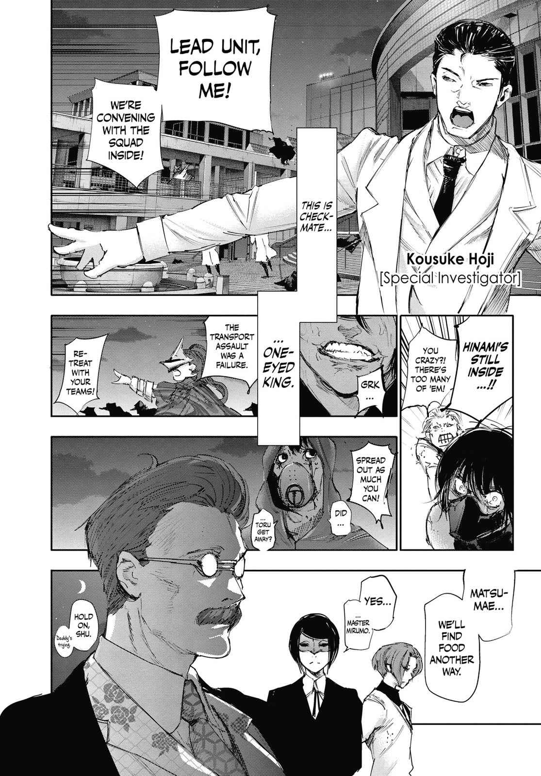 Tokyo Ghoul:re Chapter 31 Page 11