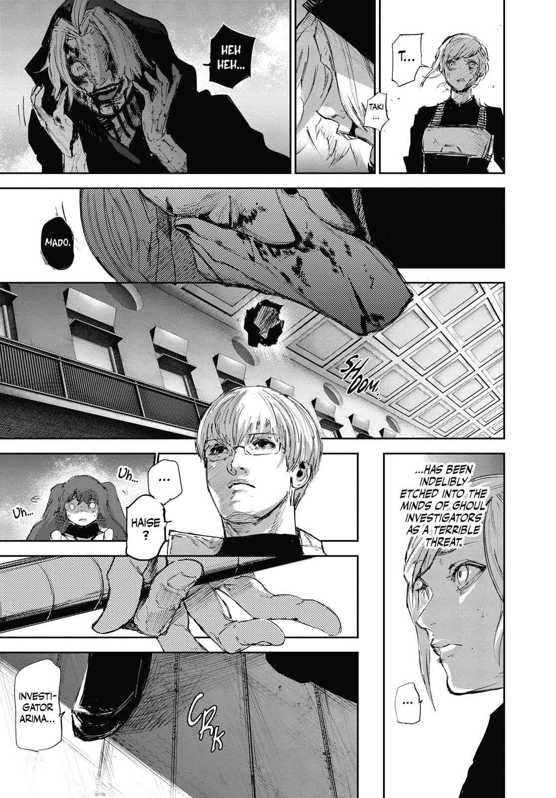 Tokyo Ghoul:re Chapter 31 Page 16
